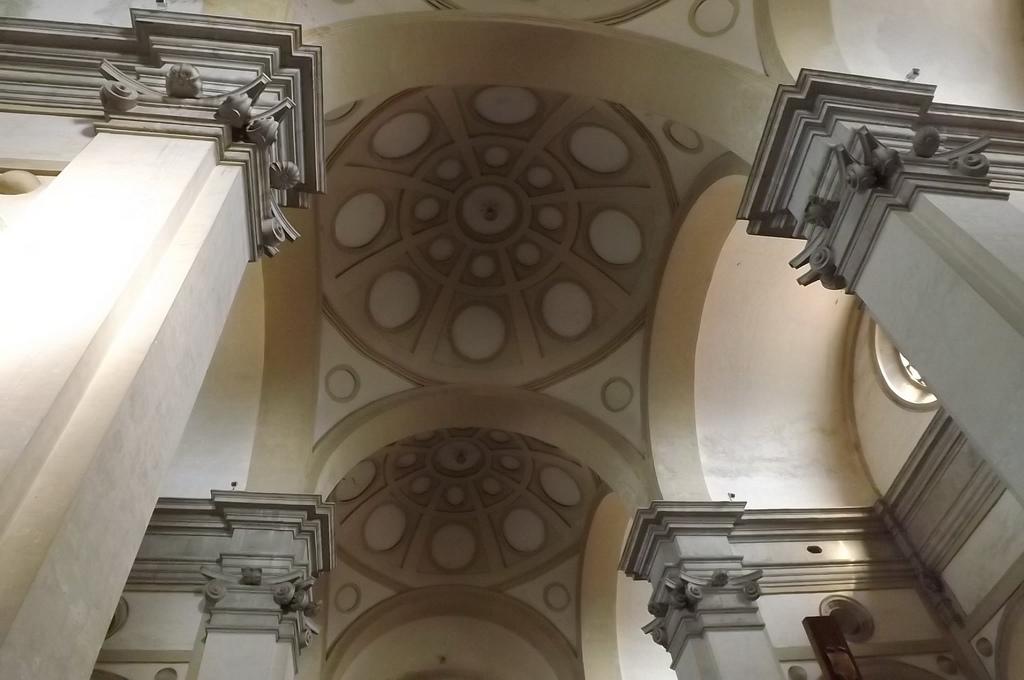 Parrocchia Di San Benedetto Interno Della Basilica Di