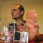 basta bere... acqua di Guido Mastrobuono (di Progettocicero), su Flickr