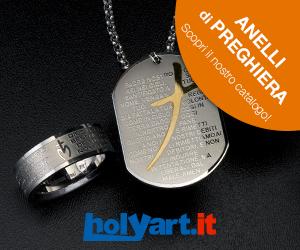 Anelli preghiera Holyart.it