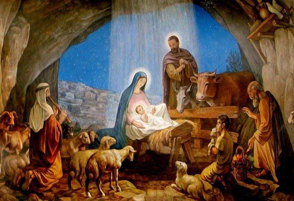 Oggi per noi è nato il Salvatore